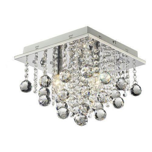 Plafon lampa sufitowa Reality Escada 3x40W E14 chrom / kryształ 609303-06