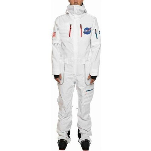 Kombinezon - mns nasa exploration coverall white (wht) rozmiar: l marki 686