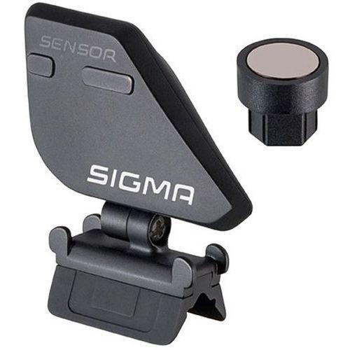 Sigma sport sts z magnesem czarny 2018 akcesoria do liczników (4016224002061)