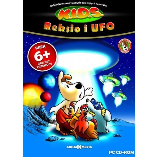 Reksio i UFO, gra komputerowa