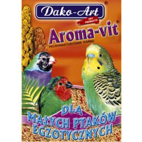 DAKO-ART Aroma Vit - pokarm dla małych ptaków egzotycznych 500g z kategorii Pokarmy dla ptaków