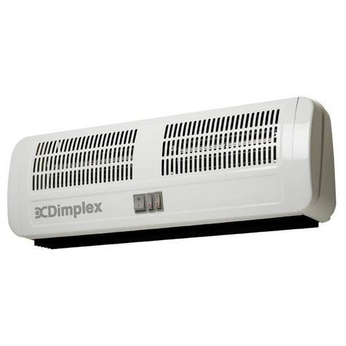Kurtyna powietrzna ac 6n - z grzaniem - 90 cm szerokośći + gratisowa składana miarka 2 mb marki Dimplex - najlepsze ceny