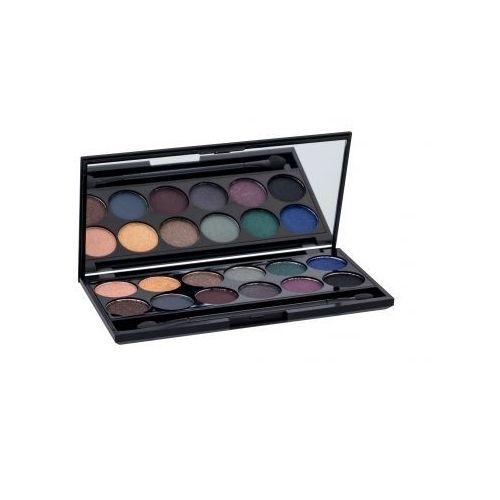 Sleek MakeUP I-Divine Eyeshadow Palette cienie do powiek 9,6 g dla kobiet 320 Arabian Nights (96092620)
