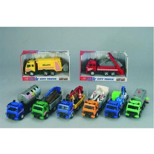 Samochód Dickie Służb Miejskich 203414638 z kategorii Pozostałe samochody i pojazdy