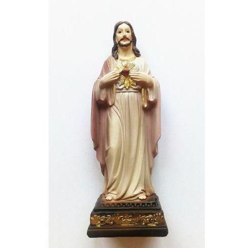 OKAZJA - Praca zbiorowa Figurka serce pana jezusa