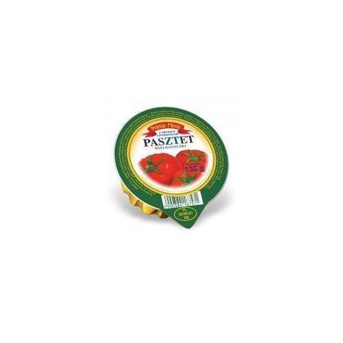 Pasztet Wielkopolski z drobiem i pomidorami 130 g Drop z kategorii Konserwy i pasztety mięsne