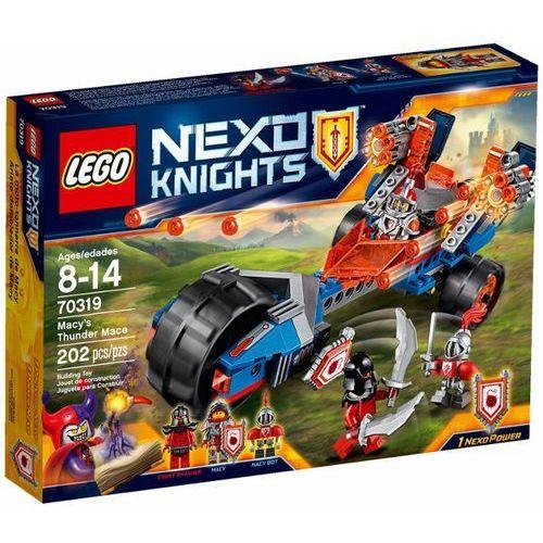 LEGO NEXO KNIGHTS, Gromowa maczuga Macy, 70319 rabat 10%