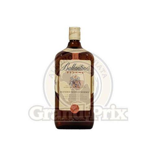 Whisky ballantine's finest 1 l wyprodukowany przez George ballantine & son ltd.