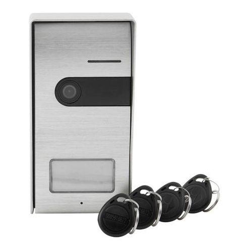 Blyss Wideodomofon elektroniczny vid-intcoms e-6 zewnętrzny z czytnikiem kart (3663602632214)