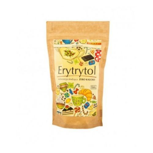 Erytrytol 0,5 kg Pięć Przemian