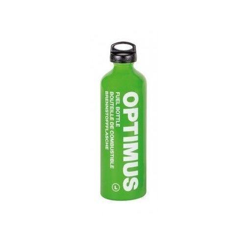 Optimus 8017608 butelka z paliwem l, mit kindersicherung zielony butelki na paliwo płynne