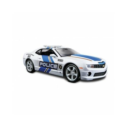 Chevrolet camaro rs 2010 police marki Maisto
