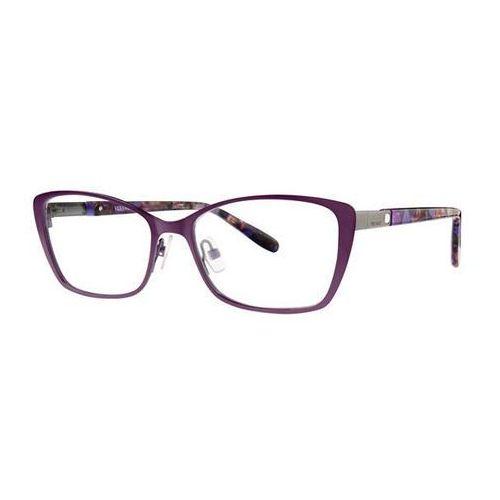 Vera wang Okulary korekcyjne brinn iris