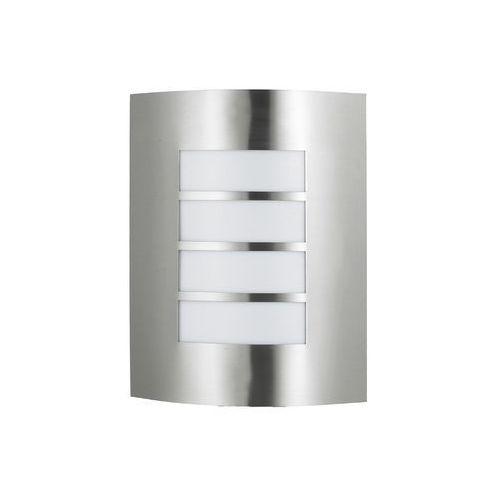 Plafon MEMPHIS 1X60W E27 Stal szczotkowana 61000 PREZENT -wysyłka 24h (na stanie 1 sztuka) (8585032208621)
