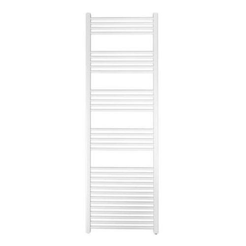 Thomson heating Grzejnik łazienkowy york - wykończenie proste, 600x1800, biały/ral -