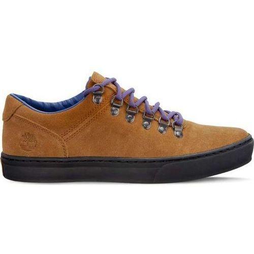 Buty Timberland ADV 2 0 CUPSOLE ALPINE OXFORD MEDIUM BROWN - Męskie Sneakersy - brązowy (0191928402295)