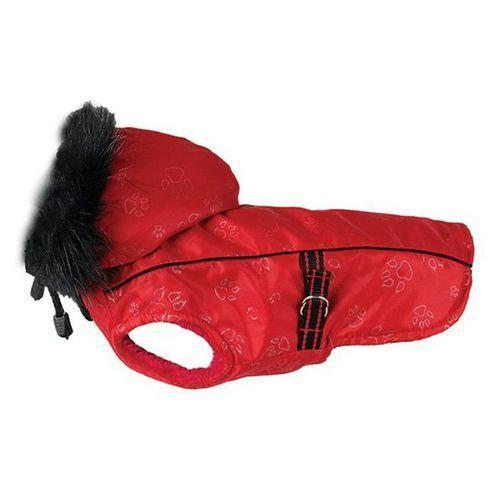 kurtka u21 dla psa czerwona paw rozm. 0-10 marki Grande finale
