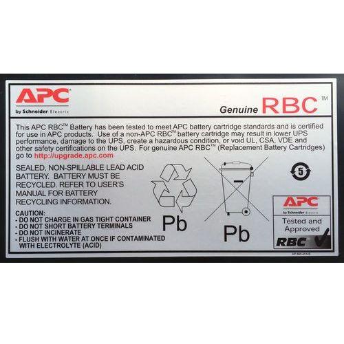 Apc replacement battery cartridge #32 (0731304219088)