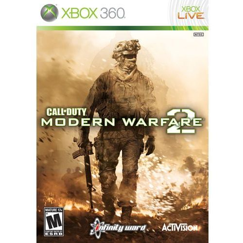 Call of Duty Modern Warfare 2 (Xbox 360)