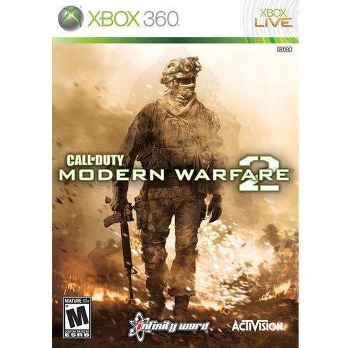 Gra Call of Duty Modern Warfare 2 z kategorii: gry XBOX 360