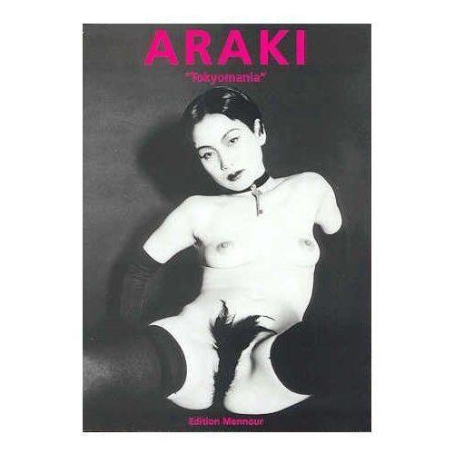 Araki: Tokyomania, oprawa miękka