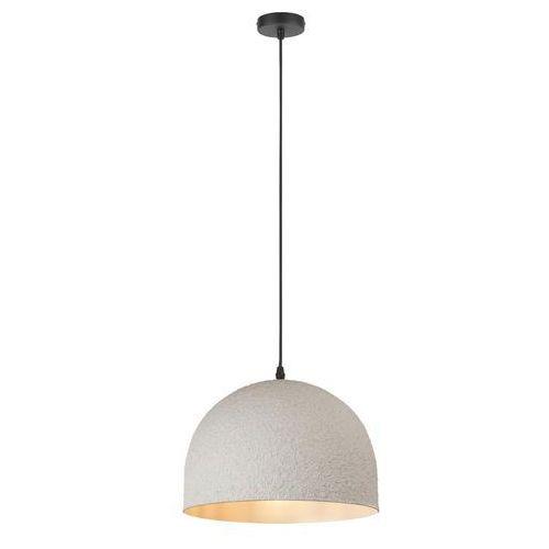 Lampa wisząca zwis oprawa Rabalux Alec 1X40W E27 szara 2575 (5998250325750)