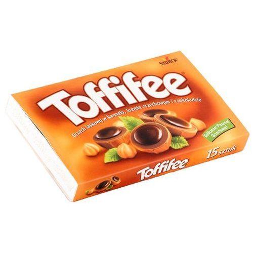 Toffifee Orzech laskowy w karmelu kremie orzechowym i czekoladzie 125g (4014400400007) - OKAZJE