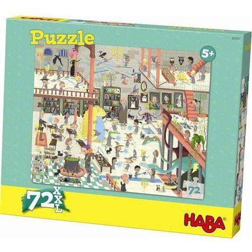 HABA Puzzle Szkoła czarodziejów 301979, HB301979 (5402750)