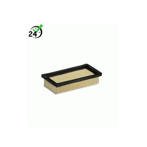 Płaski filtr falisty z powłoką nano WD 7.XXX, Karcher DORADZTWO => 794037600, GWARANCJA 2 LATA, SPOKÓJ I BEZPIECZEŃSTWO