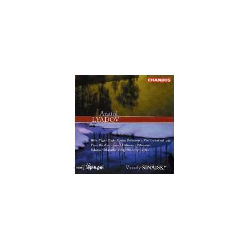 Scherzo / 8 Russian Folk Songs / Kikimora (0095115991121)