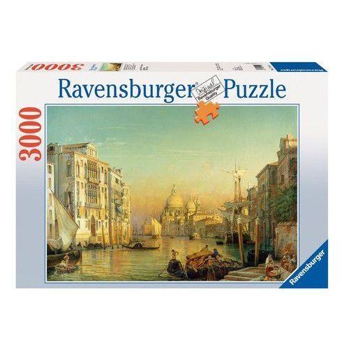 Ravensburger Puzzle 3000 elementów - wenecja: canale grande
