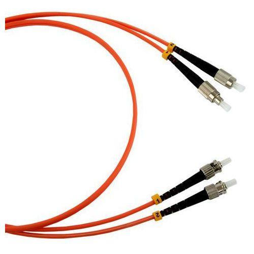FC/PC-ST/PC - Duplex - 7 meter - 62,5/125 µm - OM1 - fiber patch cable - produkt z kategorii- Patch Panele / kable