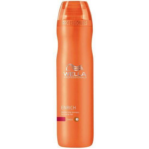 Wella  enrich szampon do włosów 250 ml dla kobiet
