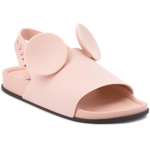 Sandały MELISSA - Beach Slide Sandal + D 32297 Pink/Black 51647, w 4 rozmiarach