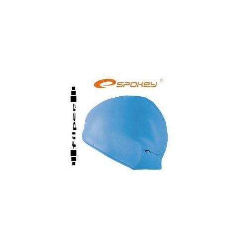 Mocny czepek pływacki silikonowy summer marki Spokey