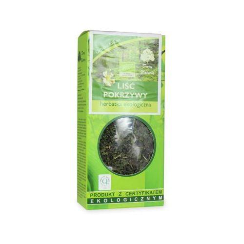 Dary natury - herbatki bio Herbatka liść pokrzywy bio 25 g - dary natury (5902741004222)