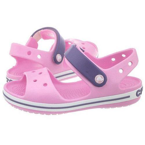 Sandałki Crocs Crocband Sandal Kids Carnation 12856 (CR39-e), 12856-6ML
