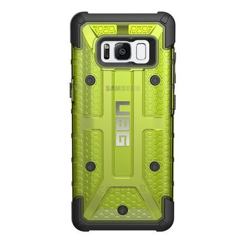 Etui Urban Armor Gear Samsung Galaxy S8 Plus Citron