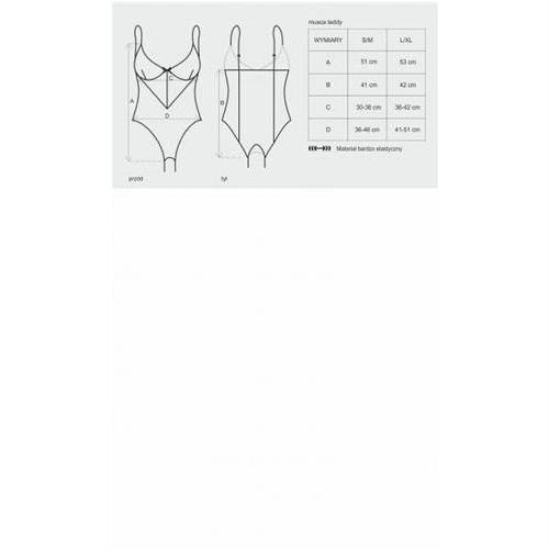 OKAZJA - Musca body L/XL
