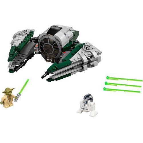 LEGO Star Wars, Jedi Starfighter Yody, 75168