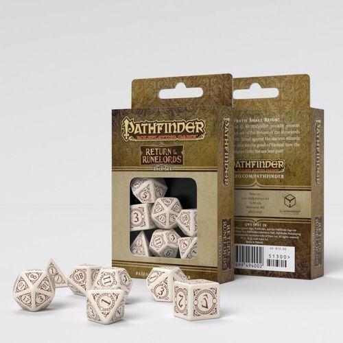 Komplet kości - Pathfinder: Return of the Runelords (5907699494002)