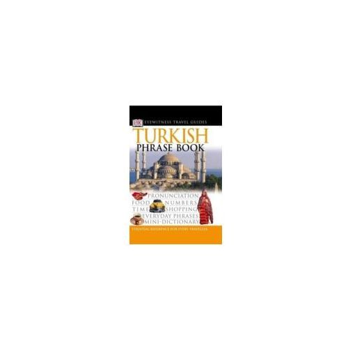 Turcja rozmówki Dorling Kinderslay Turkish Phrasebook, praca zbiorowa