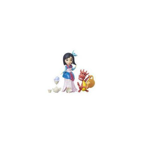 Hasbro Mini księżniczka z przyjacielem disney princess  (mulan)