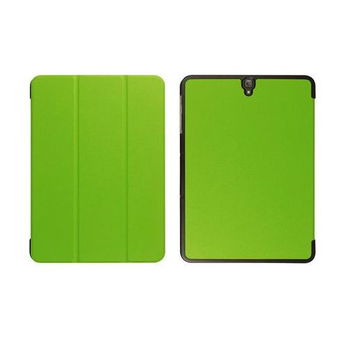 Etui book cover Samsung Galaxy Tab S3 9.7 T820 T825 Zielone - Zielony, kolor zielony