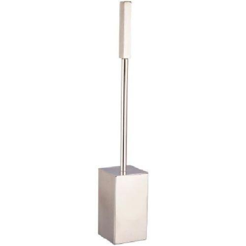 Linea Szczotka wc kwadratowa stojąca szczotka do toalety kwadratowa stojąca