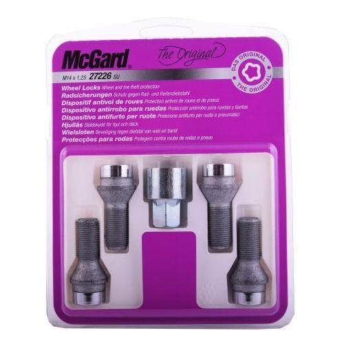 Nakrętki antykradzieżowe do felg kół Mini McGard, 9F97-396527_20180823230642