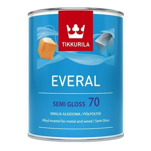 Tikkurila Everal Universal 70 biała / baza 0,9L, B753905101