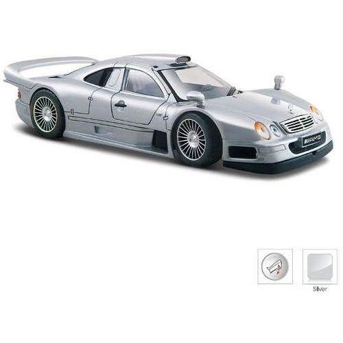 Samochód Mercedes-Benz CLK-GTR skala 1:26