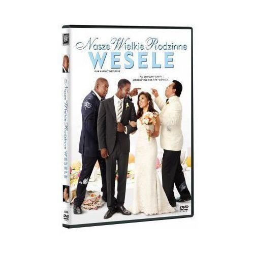 Nasze wielkie rodzinne wesele (dvd) - rick famuyiwa darmowa dostawa kiosk ruchu marki Imperial cinepix