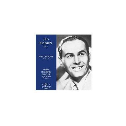 Arie operowe / Pieśni i piosenki filmowe (CD) - Jan Kiepura OD 24,99zł DARMOWA DOSTAWA KIOSK RUCHU, PNCD 0180